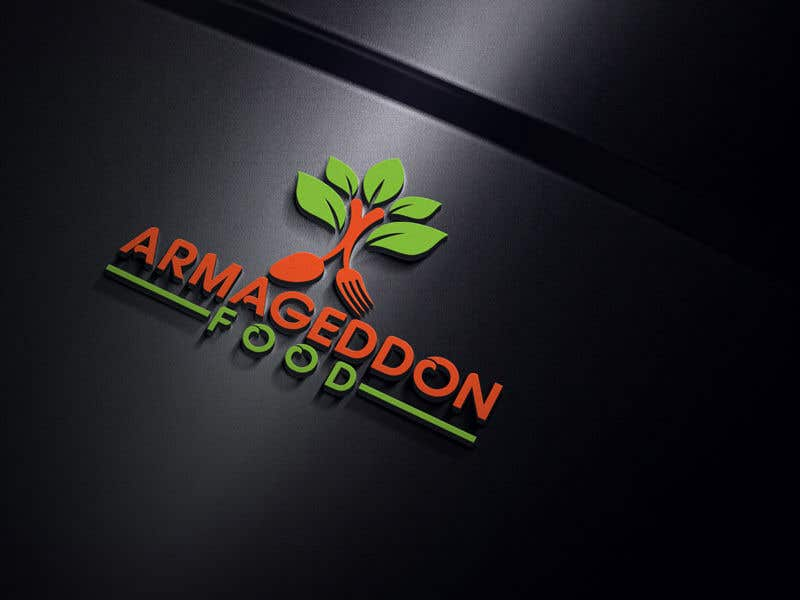Contest Entry #75 for ARMAGEDDON Logo / Signage design contest