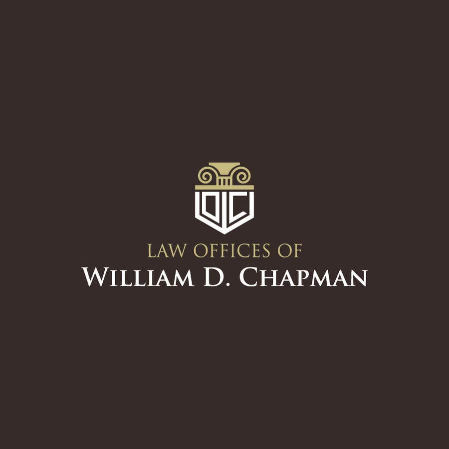 Konkurrenceindlæg #12 for Logo Design for the Law Offices of William D. Chapman