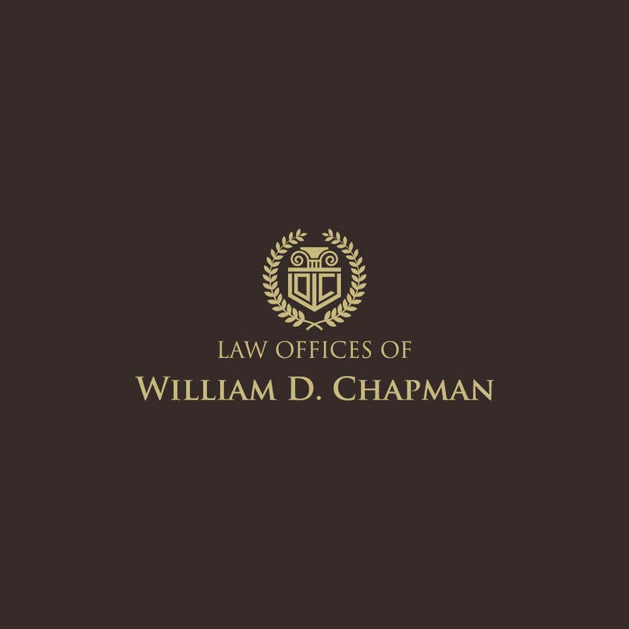 Konkurrenceindlæg #14 for Logo Design for the Law Offices of William D. Chapman