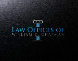 #40 para Logo Design for the Law Offices of William D. Chapman por anamikasaha512