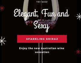 #4 cho Marketing postcard for new product of Sparkling Shiraz wine into US bởi MarinaDaniela
