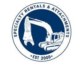 #70 for Specialty Rentals & Attachment Logo by Dineshdsnr