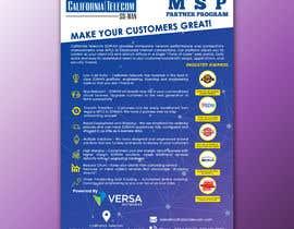 Nro 7 kilpailuun Create Product Brochure käyttäjältä IbtihajSheikh1