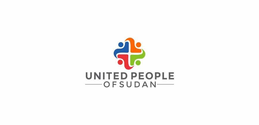Kilpailutyö #171 kilpailussa LOGO FOR UNITED PEOPLE OF SUDAN