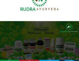 #31 pentru Logo for Hospspital ( RUDRA AYURVEDA) de către minabd99