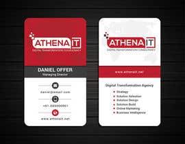 Designopinion tarafından Create a Business Card for Digital Transformation Agency için no 156