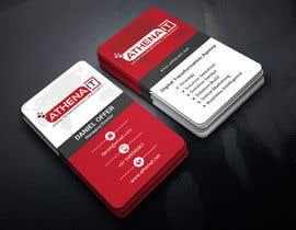 Designopinion tarafından Create a Business Card for Digital Transformation Agency için no 228