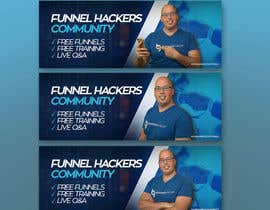 #30 for Facebook Group Cover Photo for Funnel Hackers Community by akidmurad