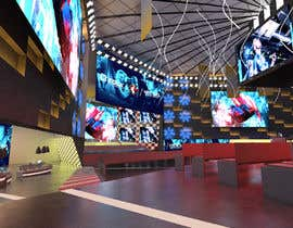 nº 28 pour Design a Digital Visually Immersive Stage for an eSports Auditorium par YasharLuxuryArt