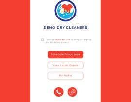#14 for Design welcome page for app af khunshanadeem