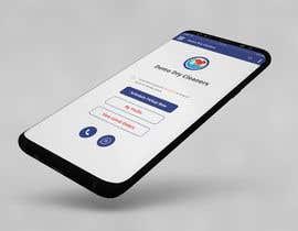 #18 for Design welcome page for app af mohammadmusaddek