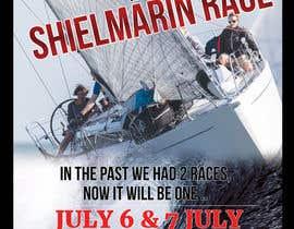 Nro 23 kilpailuun Create a boat race poster käyttäjältä vilas42