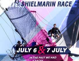 Nro 26 kilpailuun Create a boat race poster käyttäjältä tanjabvw