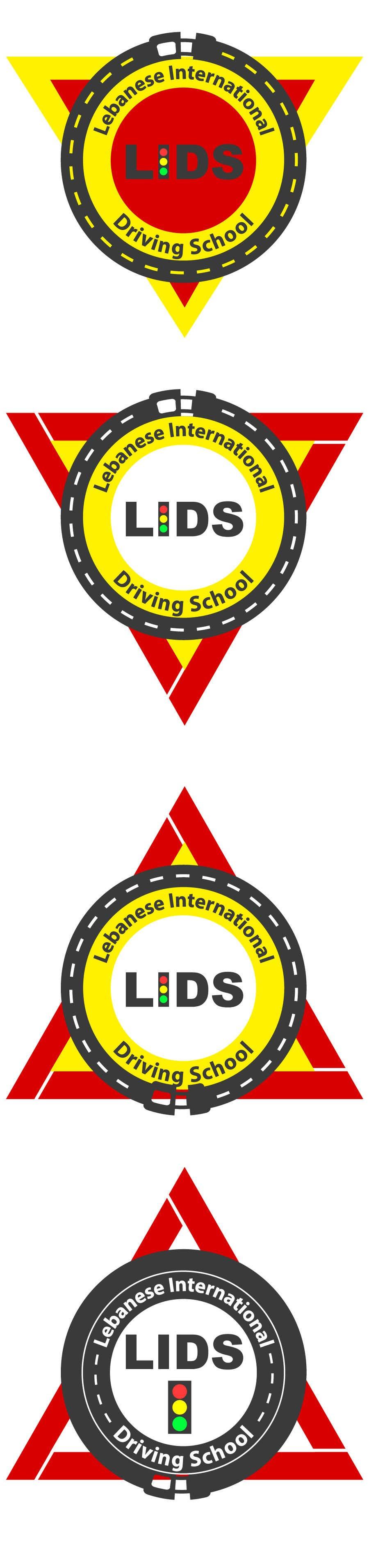 Penyertaan Peraduan #28 untuk Recolor and enhance a driving school logo
