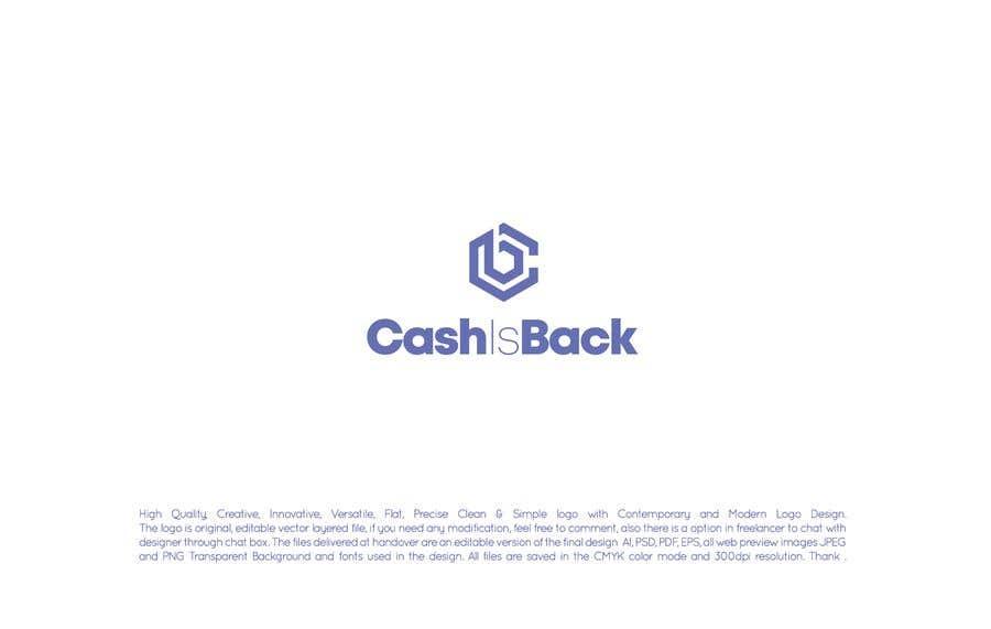 Proposition n°12 du concours Logo Design for website CashIsBack.pl (Cash is Back)