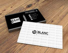 nº 8 pour design business card - BP par Shr13500