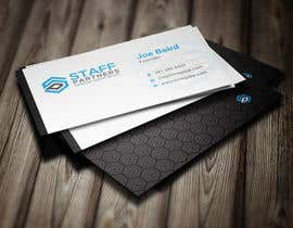 TahminaB tarafından Business Cards needed for Staff Partners için no 111