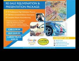 #23 untuk Advertisement Page / Banner Advertisement / Flyer Design 2 oleh vilas42