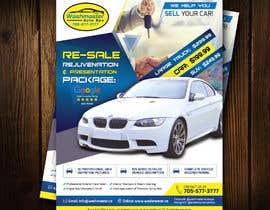 #27 untuk Advertisement Page / Banner Advertisement / Flyer Design 2 oleh fourtunedesign