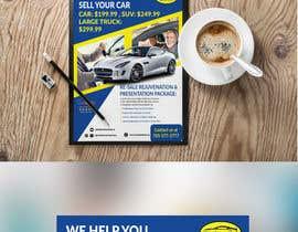 #18 untuk Advertisement Page / Banner Advertisement / Flyer Design 2 oleh creative44