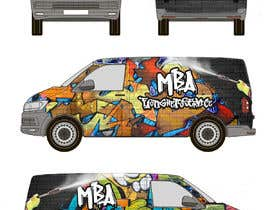 #44 for Carwrapping by Marynaionova
