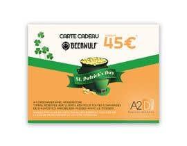Nro 8 kilpailuun Création d'une offre facebook pour la Saint Patrick käyttäjältä aalimp