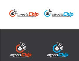 #70 for Logo My Pets Chip af saddam31