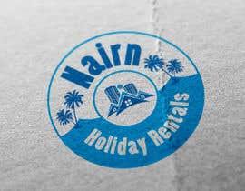 Nro 69 kilpailuun Logo design holiday rental käyttäjältä rubellhossain26