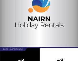 Nro 9 kilpailuun Logo design holiday rental käyttäjältä Garpagan