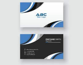 #562 for Design attractive business card by mhkhan4500