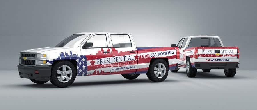Proposition n°186 du concours Professional Business Vehicle Wrap ($625.00)