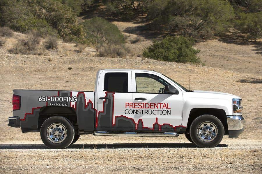 Proposition n°91 du concours Professional Business Vehicle Wrap ($625.00)