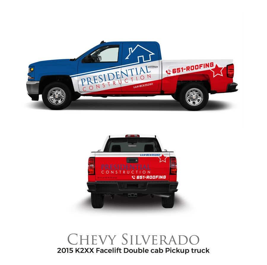 Proposition n°87 du concours Professional Business Vehicle Wrap ($625.00)