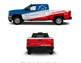 #87 for Professional Business Vehicle Wrap ($625.00) af Lilytan7