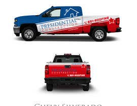 #88 for Professional Business Vehicle Wrap ($625.00) af Lilytan7