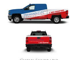 #108 for Professional Business Vehicle Wrap ($625.00) af Lilytan7