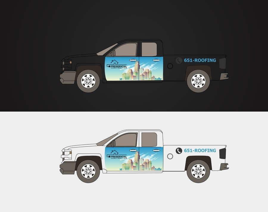 Proposition n°4 du concours Professional Business Vehicle Wrap ($625.00)