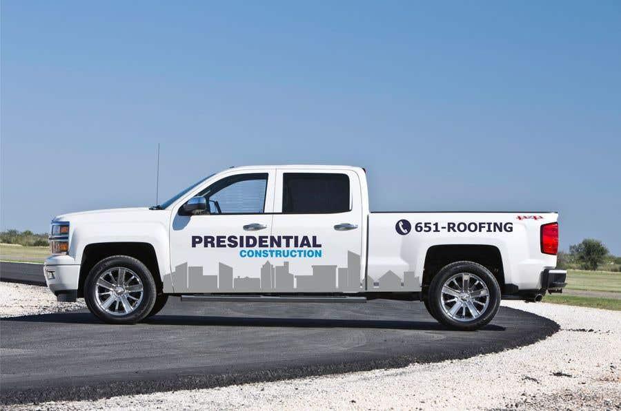 Proposition n°39 du concours Professional Business Vehicle Wrap ($625.00)