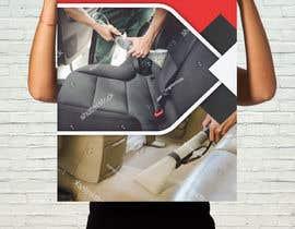 """#21 untuk Sign/Poster for """"Carpet or Seat Shampoo"""" oleh darbarg"""