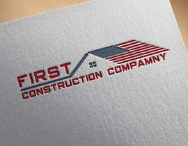 #21 untuk REFRESH logo for First Construction Company oleh nayeem8558