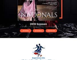 arafathhshemanto tarafından 2019 USA Dance National Dancesport Championship Web Page için no 21