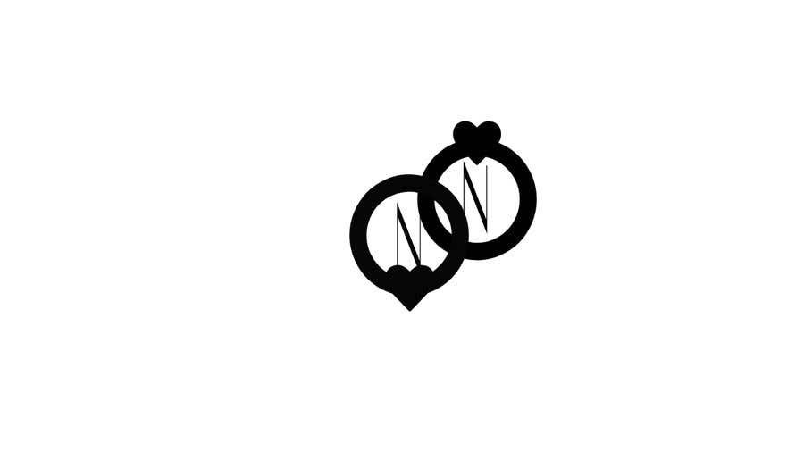 Kilpailutyö #41 kilpailussa Our wedding logo