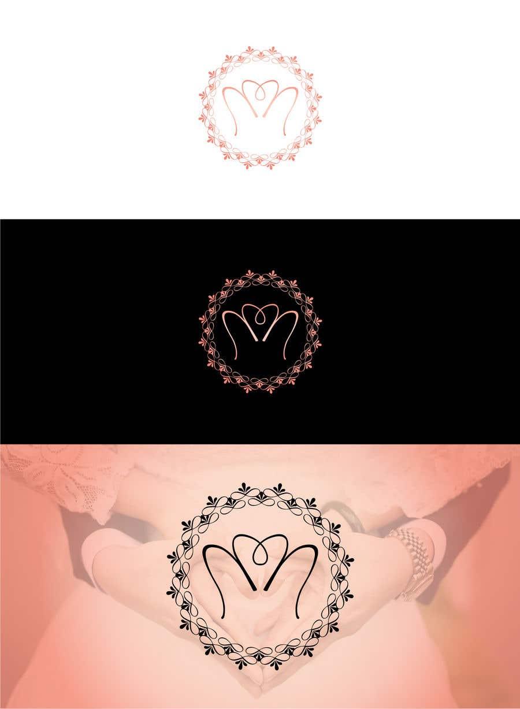 Kilpailutyö #319 kilpailussa Our wedding logo