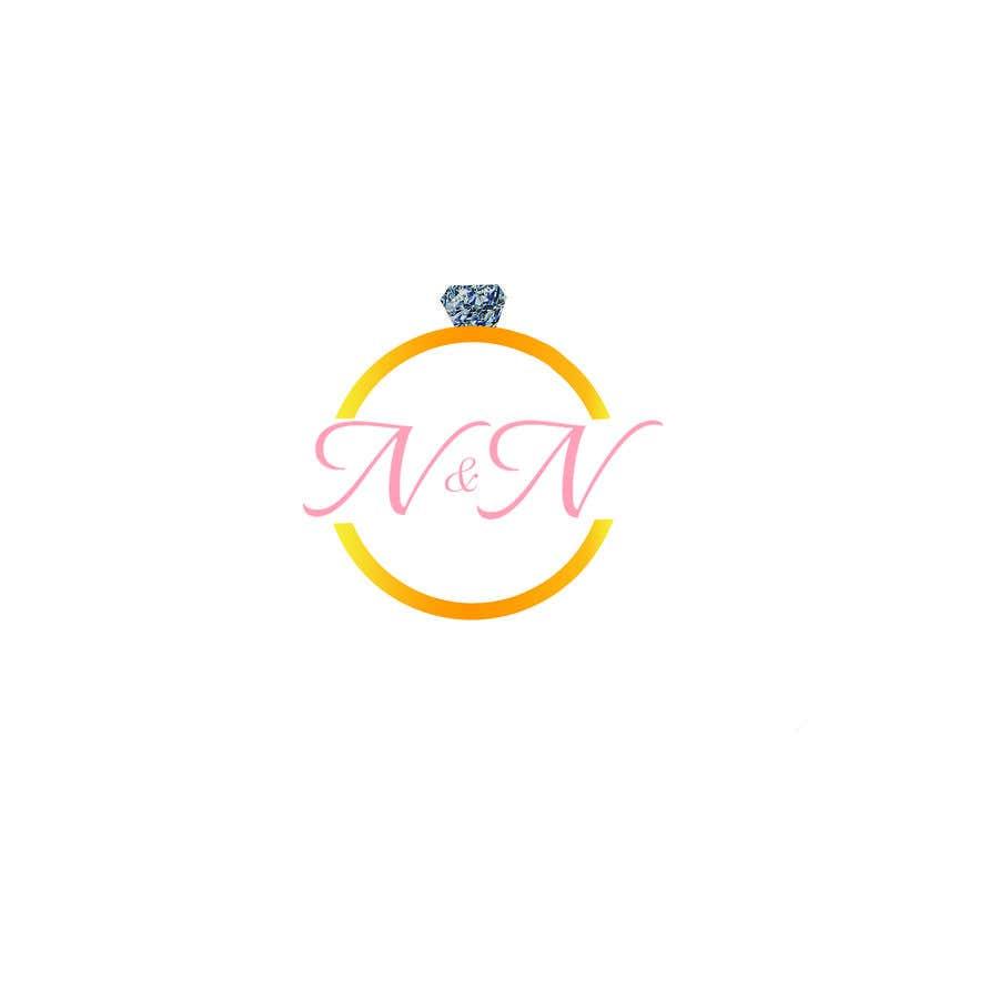 Kilpailutyö #329 kilpailussa Our wedding logo