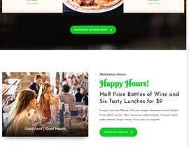 Nro 4 kilpailuun Build a responsive theme for a restaurant with rotator menu käyttäjältä jahangir505