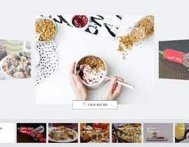 Nro 5 kilpailuun Build a responsive theme for a restaurant with rotator menu käyttäjältä DmytroHavva