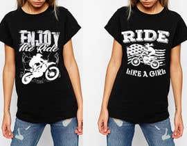 nº 5 pour Design two t-shirts par feramahateasril