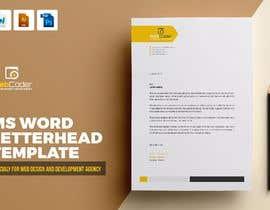 #4 untuk Logo and letter head design oleh akhlas07