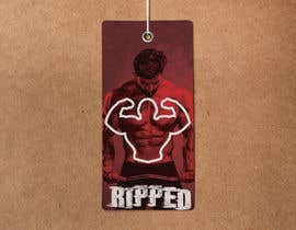 #107 for I need a Label designed for Mens Gym Wear by kironkpi