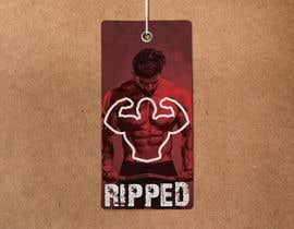 #108 for I need a Label designed for Mens Gym Wear by kironkpi